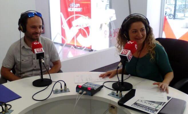 Bluemusic valencia en CV Radio