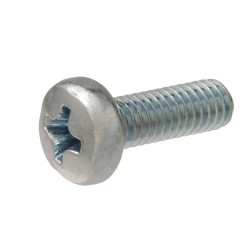 Adam Hall Hardware Wafer Head Machine Screw PZ M4 x 16 mm