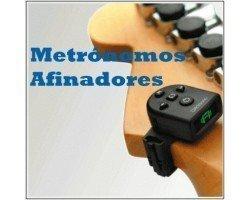 Afinadores y Metronomos