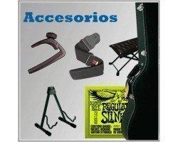 Guitarra, Bajo y Ukelele