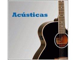 Acústicas