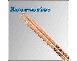 Accesorios batería y  percusión